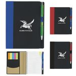 Good Value® Eco Notebook w/Flags (5