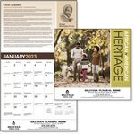Custom Triumph African American Heritage Family Calendar
