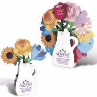 Triumph® Flower Desk Calendar