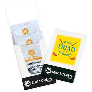 Good Value SPF 30 Sunscreen Lotion Pocket Pack