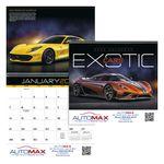 Custom Triumph Exotic Cars Appointment Calendar