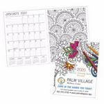 Custom Good Value Adult Coloring Book Planner