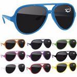 BIC Graphic® Plastic Aviator Sunglasses