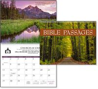 Triumph® Bible Passages Executive Calendar