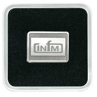 Jaffa® Zinc Square Coaster