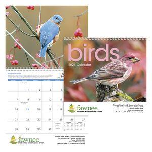Custom Printed Birds Appointment Calendars