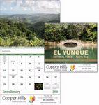 Custom GoodValue El Yunque National Forest Calendar (Spiral)