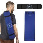 Custom Yoga Mat w/Shoulder Strap