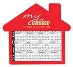 Custom BIC House Calendar & Schedule Magnet (20 Mil)