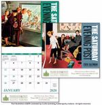 Custom GoodValue The Saturday Evening Post Calendar (Stapled)