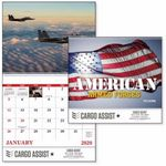 Custom GoodValue The Armed Forces Calendar (Spiral)