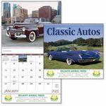 Custom GoodValue Classic Autos Calendar (Spiral)