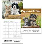 Custom GoodValue Puppies & Kittens Mini Calendar