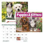 Custom GoodValue Puppies & Kittens Calendar (Window)
