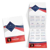USA Trifold Calendar