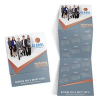 Custom Photo Trifold Calendar