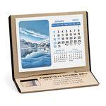 Custom Dorado Desk Calendar