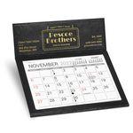 Custom Citation II Nu-Leth-R Desk Calendar