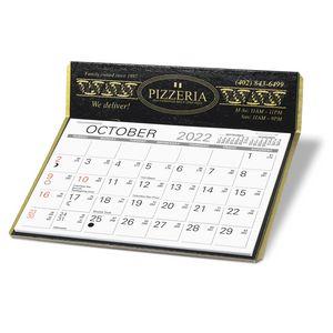 Charter Hotstamped Desk Calendar
