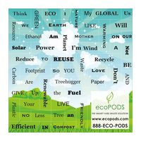 Mother Earth Message Magnets