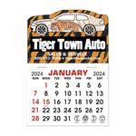 Stick It Decal 1 Month Calendar Pads - Car