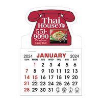 Stick It Decal 1 Month Calendar Pads - Telephone