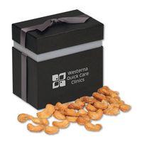 Honey Roasted Cashews in Elegant Treats Gift Box