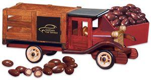Custom Printed Stake Truck Vehicle Themed Food Gifts!