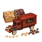 Custom 1935-Era Delivery Truck with Chocolate Almonds & Jumbo Cashews