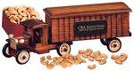 Custom 1930-Era Tractor-Trailer Truck with Jumbo Cashews