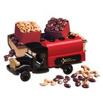 Custom 1920-Era Tank Truck with Chocolate Almonds & Extra Fancy Jumbo Cashews