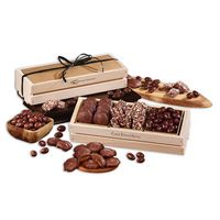 3 Day Express Service! Chocolate Favorites in Wooden Crate