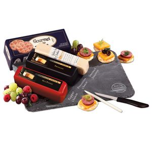 Perishable Package Cheese and Sausage Food Gifts -
