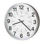 Custom Howard Miller Easton metal case wall clock