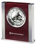 Custom Howard Miller Grayson Tabletop Clock w/ Working Gears
