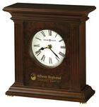 Custom Howard Miller Andover Cherry Bordeaux Quartz Mantel Clock