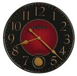 Custom Howard Miller Harmon Round Oversized Gallery Wall Clock