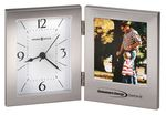 Custom Howard Miller Envision Clock/Picture Frame Combo
