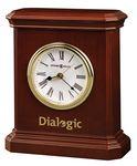 Custom Howard Miller Windsor Carriage Table Clock