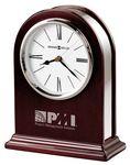 Custom Howard Miller Peyton arched tabletop clock