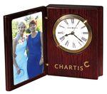 Custom Howard Miller Rosewood Hall Portrait Book II Clock