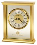 Custom Howard Miller Monticello bracket style table clock