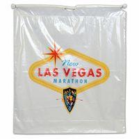 """Cotton Drawstring Shopper Bag (16""""x18""""x4"""")"""