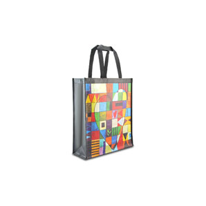 Laminated Woven Polypropylene Muscle Tote Bag 15 X5 X16 5 Iw1516 Swag Brokers