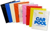 "Short Run Patch Handle Bag (12""x15"")"