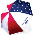 The Patriot Auto-Open Folding Umbrella