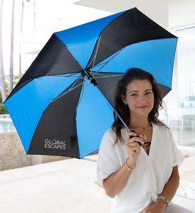 The Spectrum Auto-Open Folding Umbrella