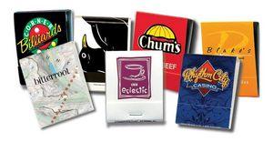 20 Strike Custom Color Matchbooks