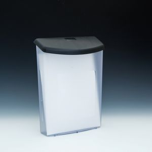 Clear Frosted Outdoor Brochure Holder For 8 5x11 Literature Obh 2ci Ideastage Promotional Products