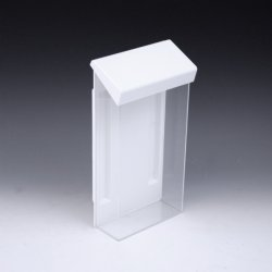 Custom Clear Outdoor Brochure Holder for 4x9 Literature
